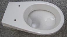 KERAMAG Wand-WC Hänge-WC Elbe WEISS