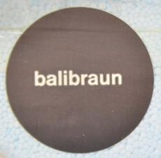 Stabilus WC-Sitz Toilettensitz WC-Deckel BALI-BRAUN Balibraun