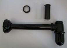 Ideal Standard NERO Waschbecken-Geruchsverschluss Siphon Schwarz