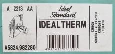 Ideal Standard Idealtherm  Abdeckkappe Hülse Chrom
