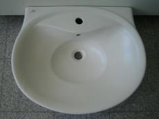 IDEAL STANDARD Avance Waschbecken Waschtisch MANHATTAN GRAU 60 x 51 cm