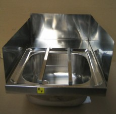 BLANCO Gastronomie-Spülbecken Ausgussbecken EDELSTAHL 50x70 cm