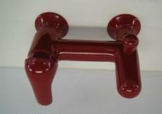Ideal Standard Ceralux Badewannenarmatur Rot