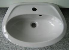 NOVO-BOCH Handwaschbecken MANHATTANGRAU 51x35 cm