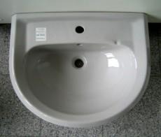 IDEAL STANDARD Laguna Waschbecken Waschtisch 55 x 46 cm MANHATTAN GRAU