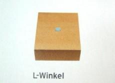 Ideal Standard Guest L-Winkel Holzablage Pinie