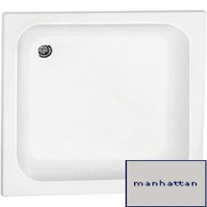 IDEAL STANDARD Duschwanne Dusche HIT 90x80 Manhattan