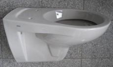 KERAMAG DELTA Fondo Hänge-WC Wand-WC MANHATTAN GRAU