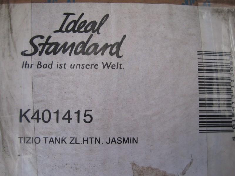 Ideal Standard Tizio Kombination Stand Wc Mit Sp Lkasten