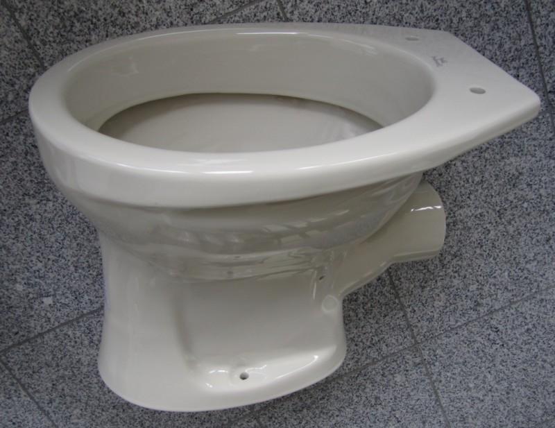 ideal standard stand wc flachsp ler indisch elfenbein. Black Bedroom Furniture Sets. Home Design Ideas