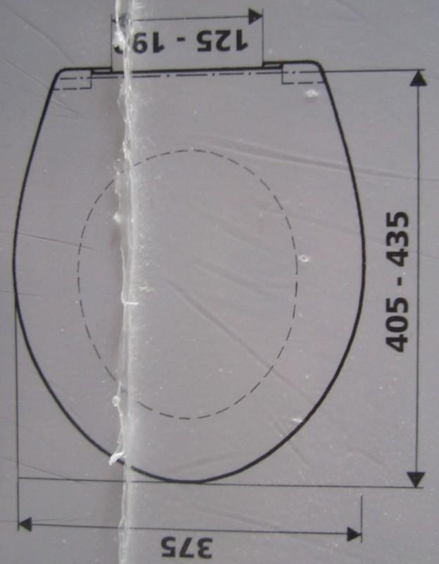 sanit 2000 wc sitz toilettensitz wc brille wc deckel manhattan grau spuelen. Black Bedroom Furniture Sets. Home Design Ideas