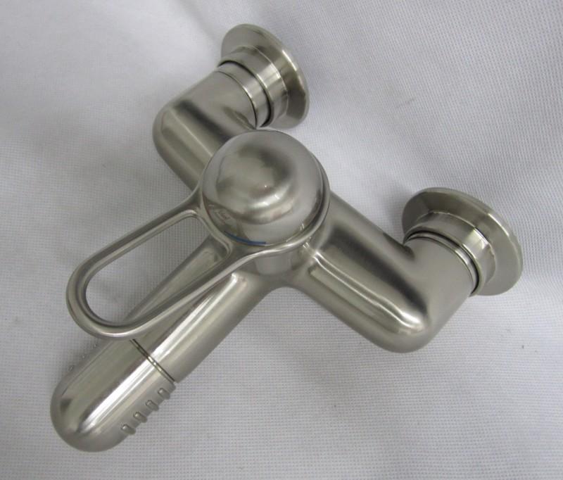 ideal standard ceratop badewannenarmatur bad armatur satin spuelen. Black Bedroom Furniture Sets. Home Design Ideas