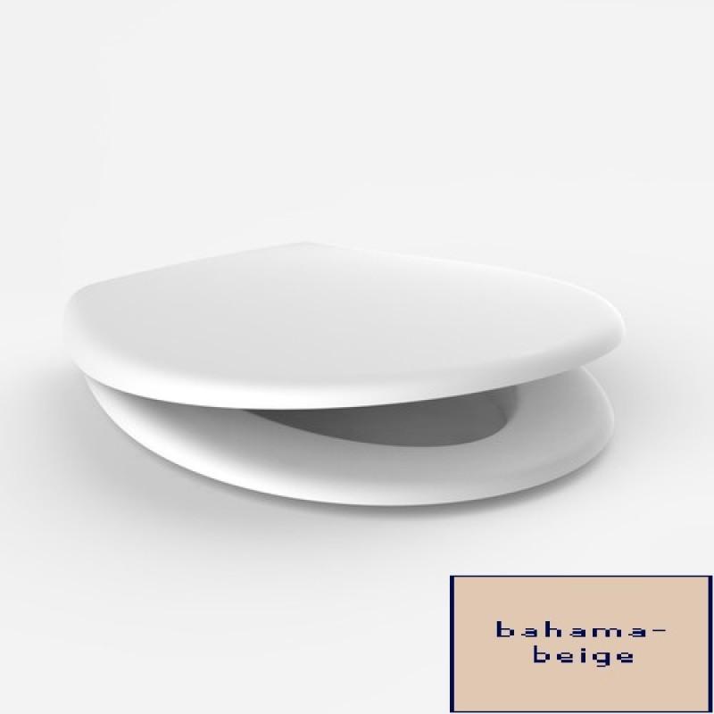 sanit 2200 wc sitz toilettensitz wc brille wc deckel bahama beige spuelen. Black Bedroom Furniture Sets. Home Design Ideas