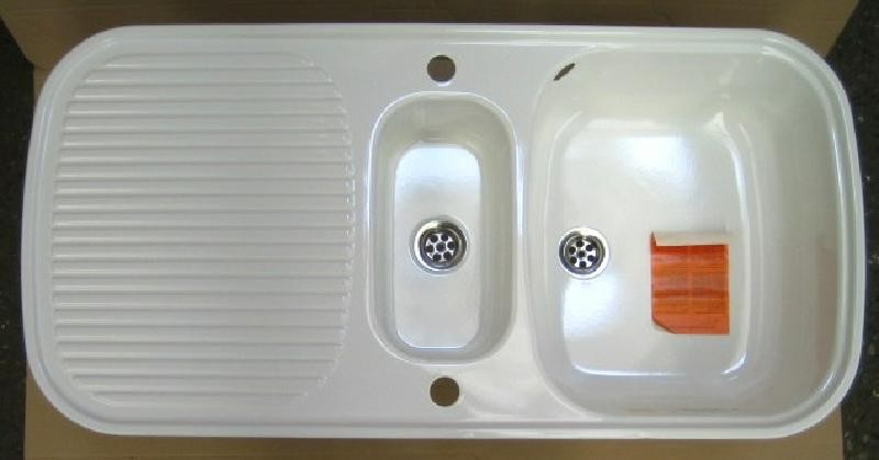blanco multi sp le weiss 99 5x49 cm spuelen. Black Bedroom Furniture Sets. Home Design Ideas