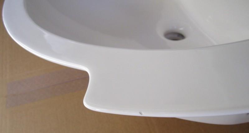 Ideal Standard Castelli Waschbecken Waschtisch Pergamon 65 Cm