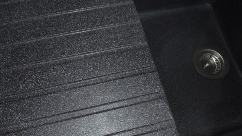 schock art d 200 fl chenb ndige sp le lava granit schwarz granit 116x50 cm spuelen. Black Bedroom Furniture Sets. Home Design Ideas