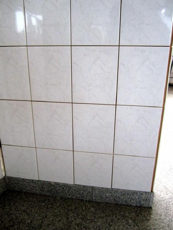MOSA Wandfliesen X Cm WeissGrau Marmoriert SpuelenKingde - Fliesen weiß grau marmoriert