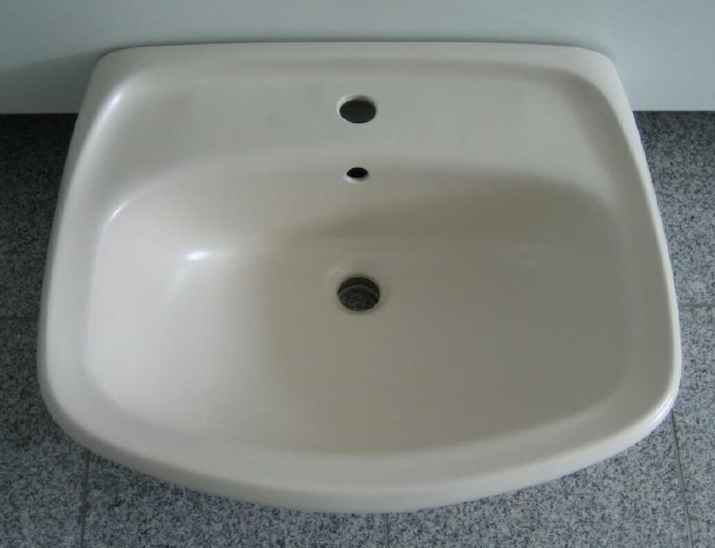 novo boch waschbecken waschtisch jasmin 60 x 50 cm spuelen. Black Bedroom Furniture Sets. Home Design Ideas