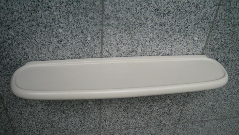 keramag mango 60 cm keramik ablage ablegeplatte badablage jasmin spuelen. Black Bedroom Furniture Sets. Home Design Ideas