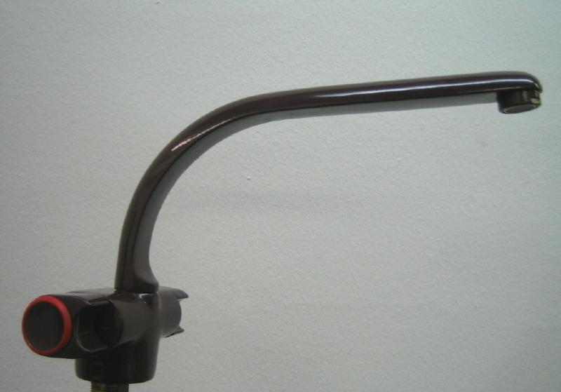 ideal standard dualux k chenarmatur mocca braun spuelen. Black Bedroom Furniture Sets. Home Design Ideas