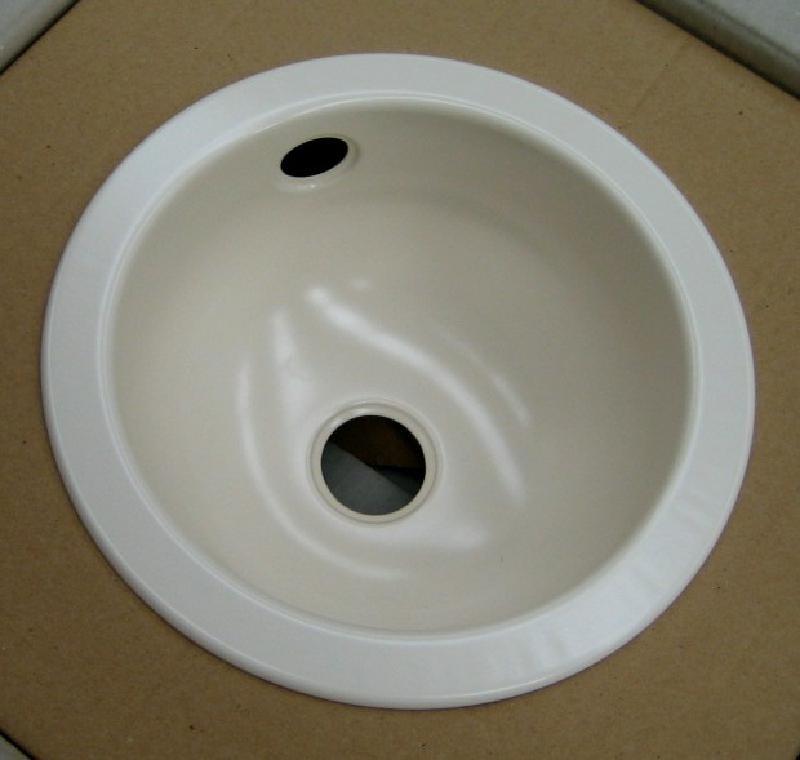 teka kw6 einbauwaschbecken einbau waschbecken jasmin 30 cm. Black Bedroom Furniture Sets. Home Design Ideas