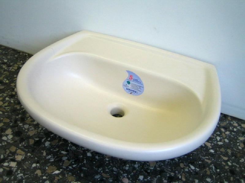 Keramag Renova Nr 1 Waschtisch Waschbecken 60x48 Cm Jasmin