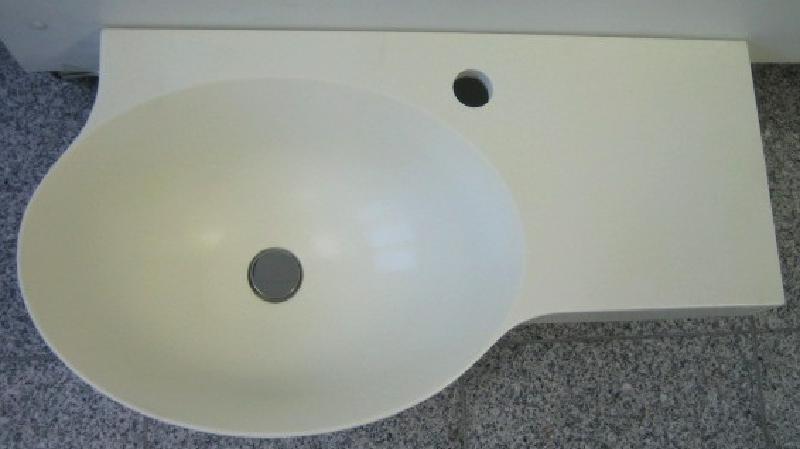 ideal standard guest g ste waschbecken waschtisch 64cm uni weiss spuelen. Black Bedroom Furniture Sets. Home Design Ideas