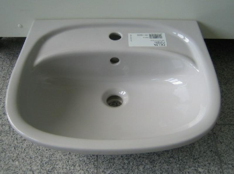 keramag fondo handwaschtisch handwaschbecken 50 cm. Black Bedroom Furniture Sets. Home Design Ideas