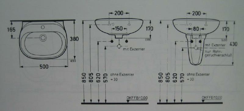 Waschbecken maße standard  Duschwanne Maße Standard | gispatcher.com
