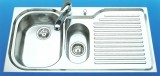 SUTER c100 stainless steel sink 40x20
