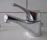 IDEAL STANDARD Ceramix Waschbeckenarmatur CHROM Niederdruck