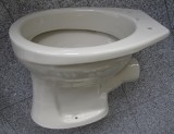 IDEAL STANDARD Stand-WC Flachspüler IVORY INDISCH ELFENBEIN