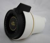 Ideal Standard Duschkopf Kopfbrause Carat WEISS / GOLD