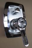 Bausatz 2 - Ceramix Junior Reisser Oberteile Unterputz-Wannenarmatur Chrom Chrom-Matt