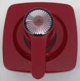 Bausatz 2 - Ceramix Junior Oberteile Unterputz-Duscharmatur Rot