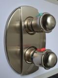 Bausatz 2 - Idealtherm Ceratop Thermostat Satin