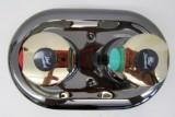 Bausatz 2 - Idealtherm Junior Thermostat Aranja/Edelmessing