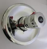 THERMIX Thermostat Unterputz-Armatur Duscharmatur Chrom