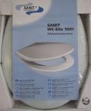 Sanit 1001 WC-Sitz Toilettensitz WC-Brille WC-Deckel ÄGÄIS GRÜN