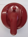 Bausatz 2 - Ceramix No.1 Oberteile Unterputz-Badewannenarmatur ROT