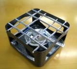 Egro Rechaud Fondue Speisewärmer Tischkocher Stövchen
