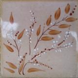 MOSA 1401 Wandfliese handbemalte antike Fliese 10,8x10,8 cm