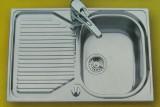 SUTER NC750Ri Spüle 75x50 cm EDELSTAHL