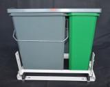Peka-Oeko S+R 3101 Sort + Recycle / FRANKE Abfalltrennsystem Organisationssystem