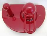 Bausatz 2 - Ceratop Oberteile Unterputz-Badewannenarmatur Rot