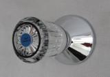 IDEAL STANDARD Europa 1/2'' Unterputz-Ventil Wandventil Chrom Kristall