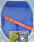 Düsselplastic WC-Sitz Toilettenbrille Sorrentoblau