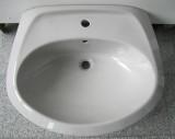 NOVO-BOCH Waschbecken Waschtisch MANHATTAN-GRAU 65 x 54 cm