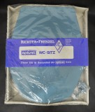 Richter+Frenzel WC-Sitz Toilettensitz WC-Deckel Bermuda-Blau