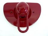 Bausatz 2 - Ceratop Oberteile Unterputz-Duscharmatur Rot